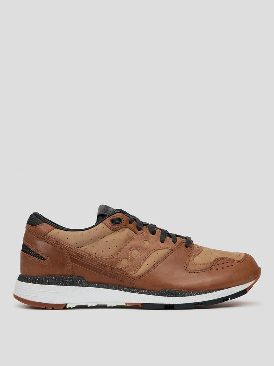 Кроссовки коричневые | 5512848