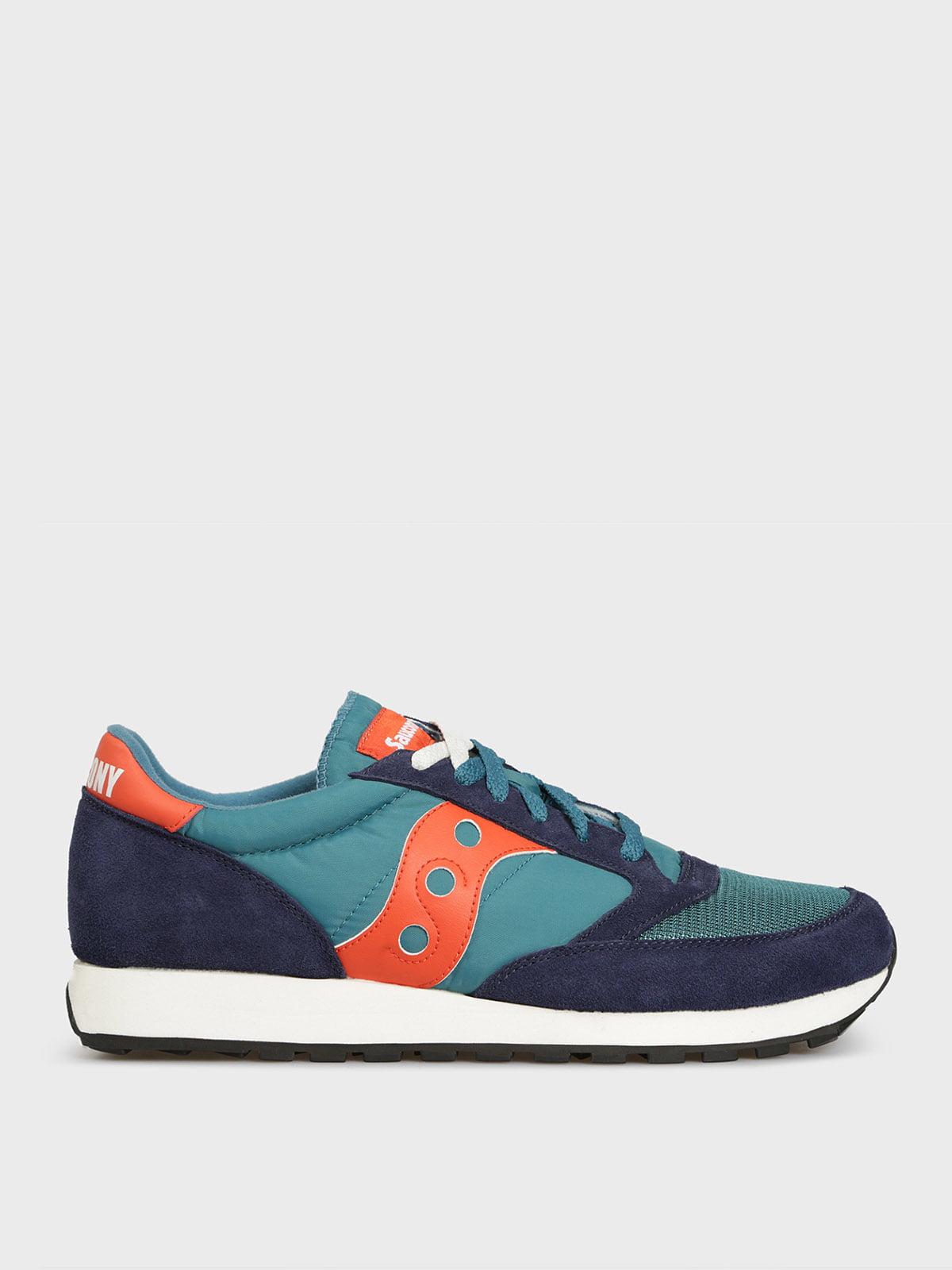 Кроссовки синие | 5513000