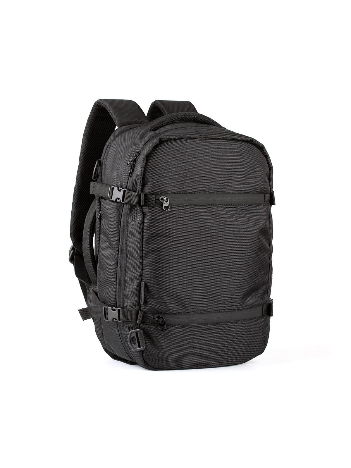Рюкзак для ручной клади черный (40x20x25 см) | 5514205