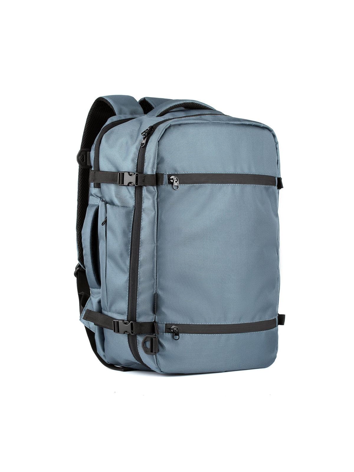 Рюкзак для ручной клади серый (46x32x20 см) | 5514214