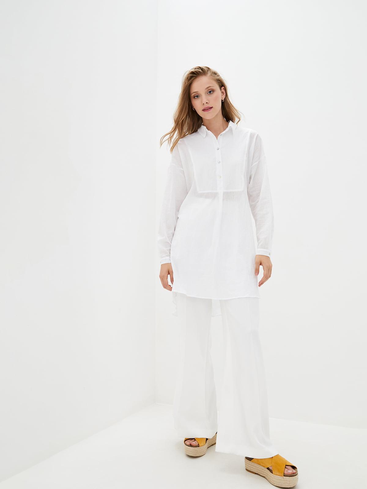Рубашка белая | 5514348