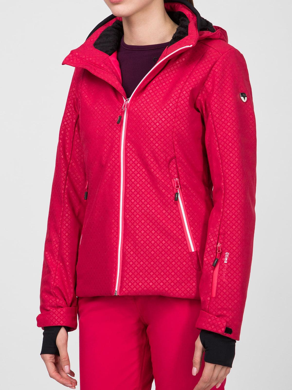 Куртка рожева | 5512598