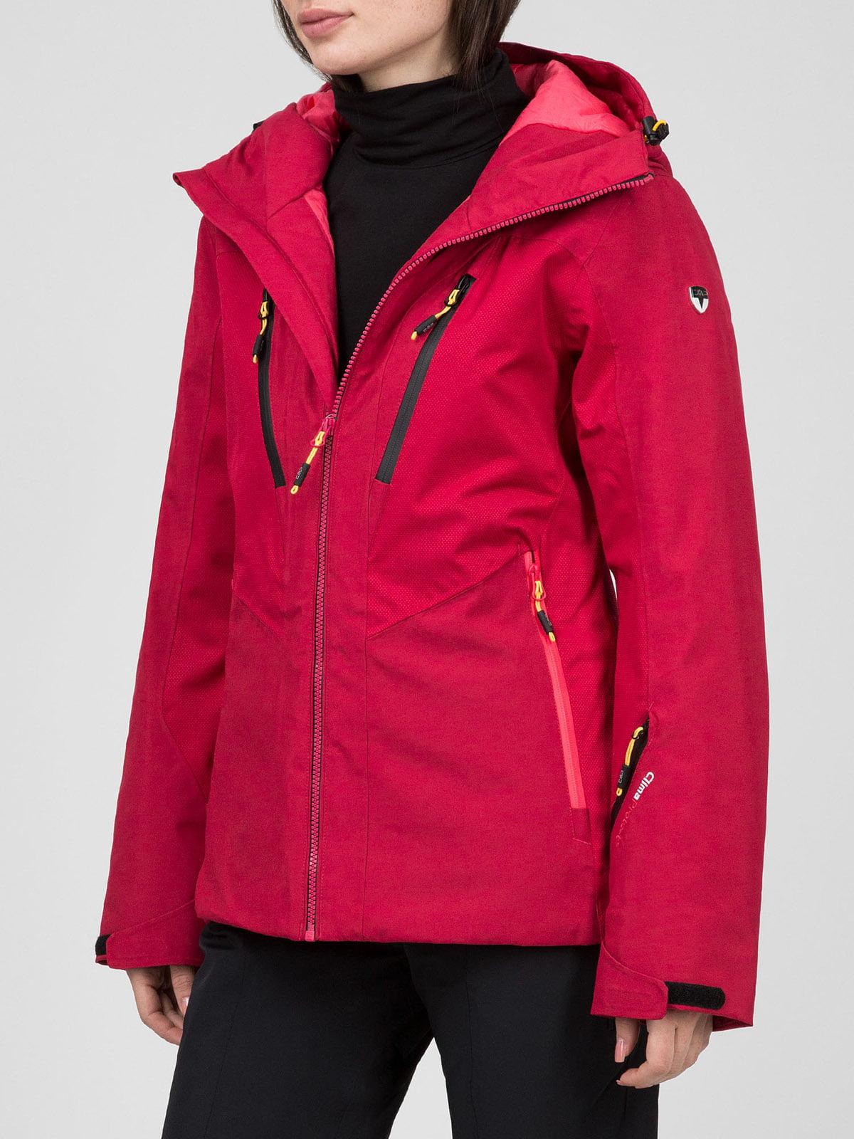 Куртка червона | 5512615