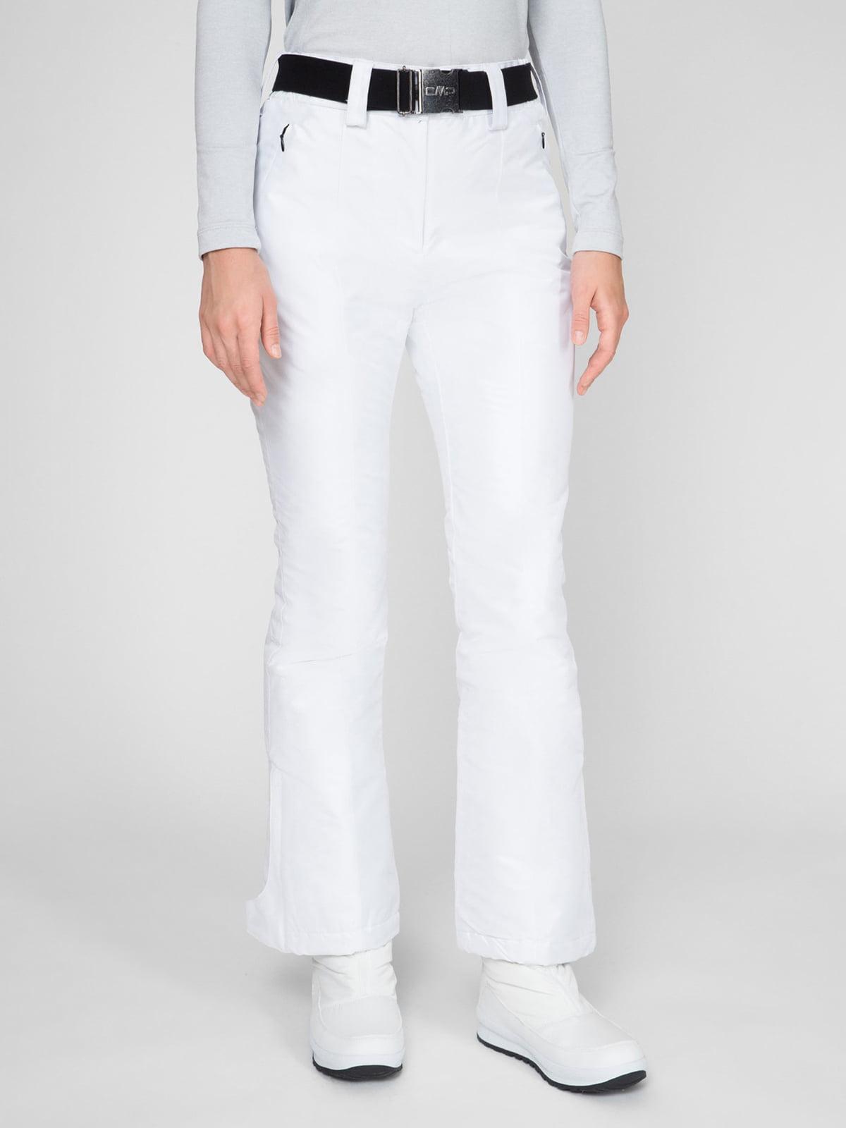 Штани білі | 5512812