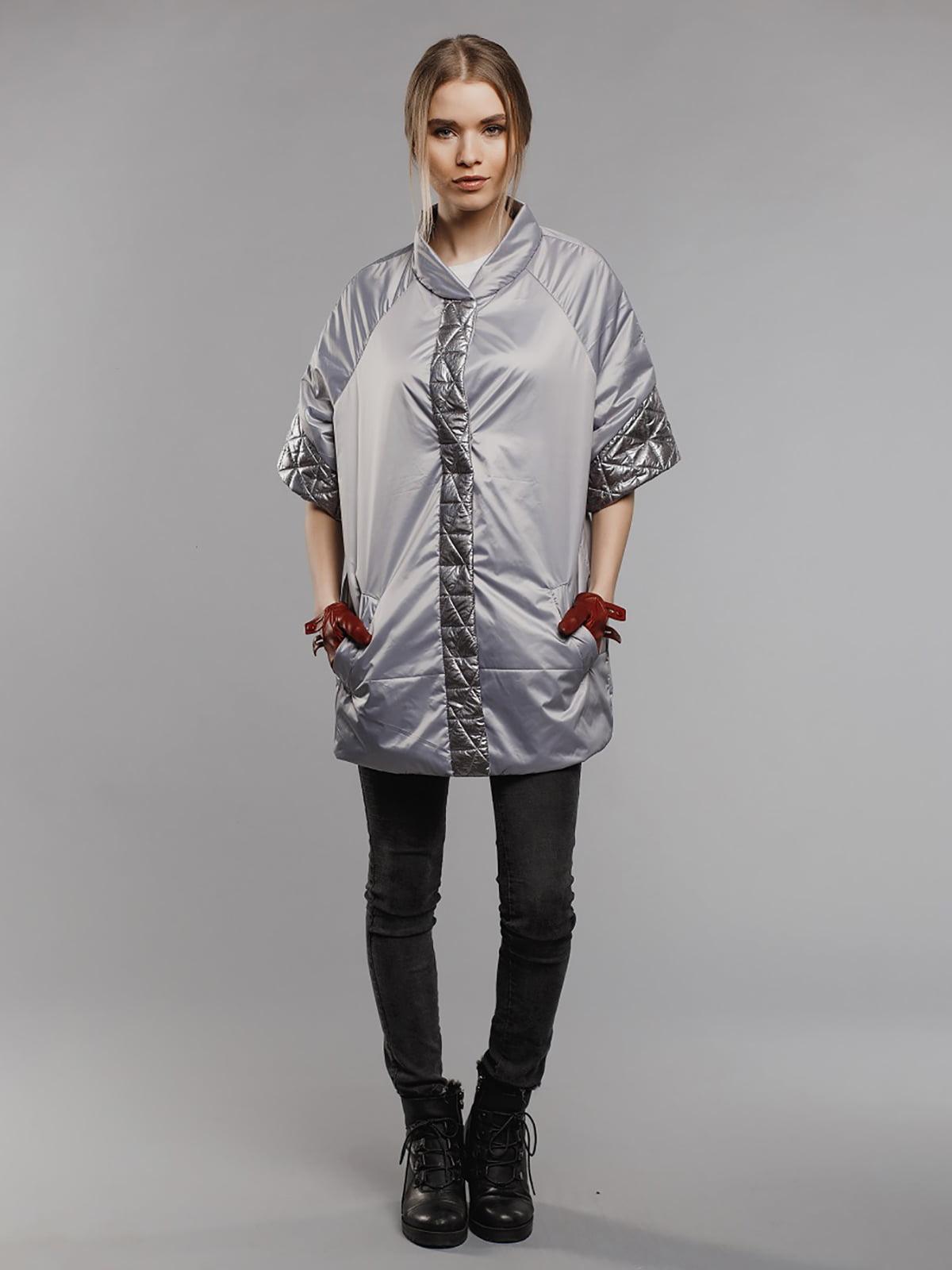 Куртка серая | 5516132