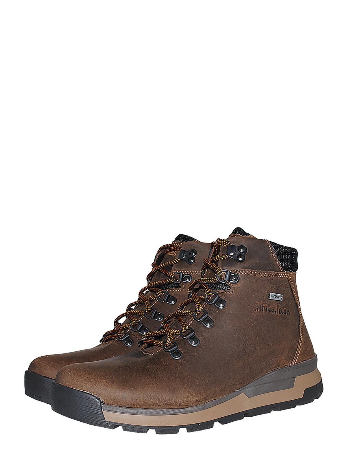 Черевики коричневі   5515173