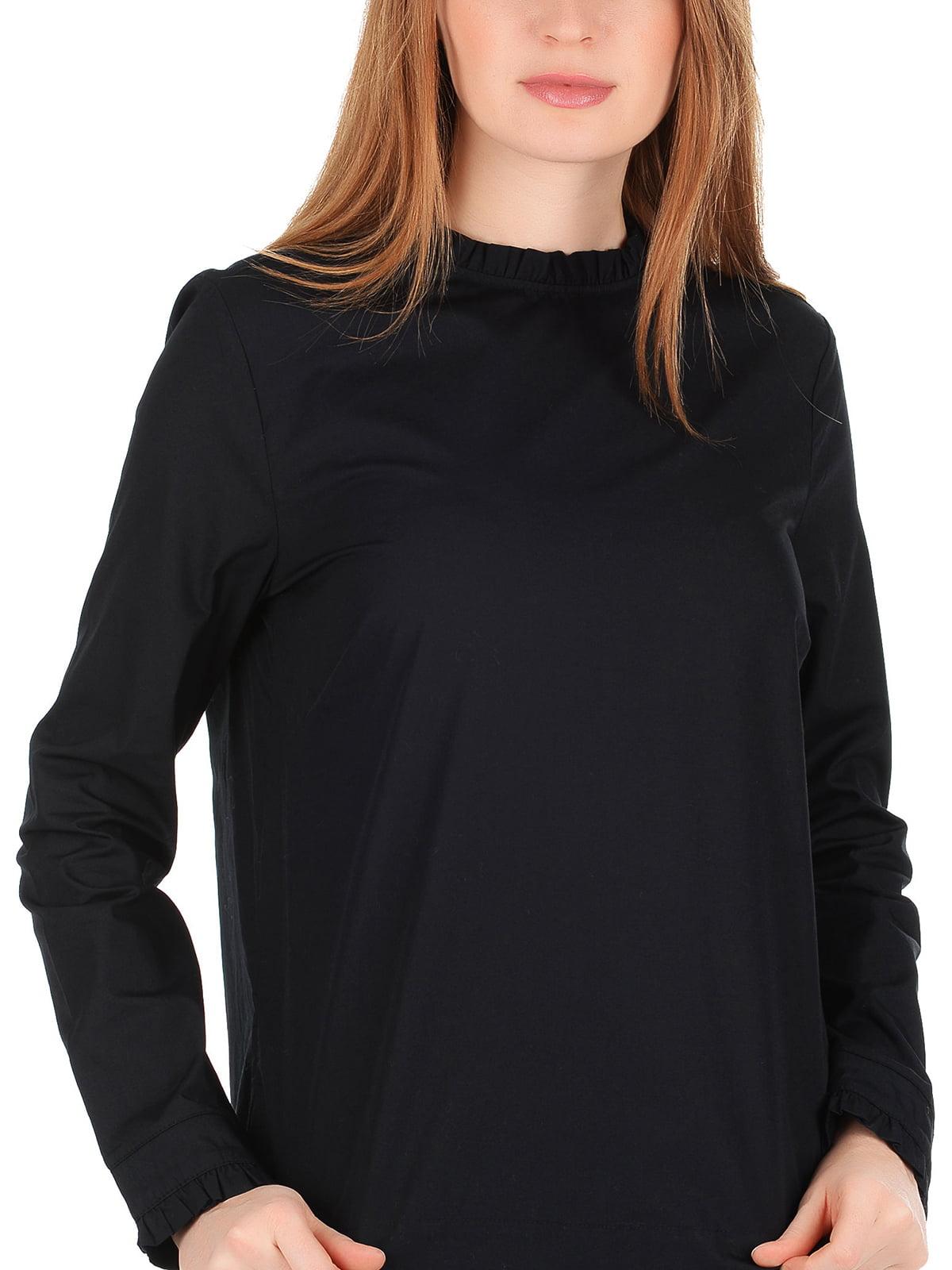 Блуза черная | 5506060