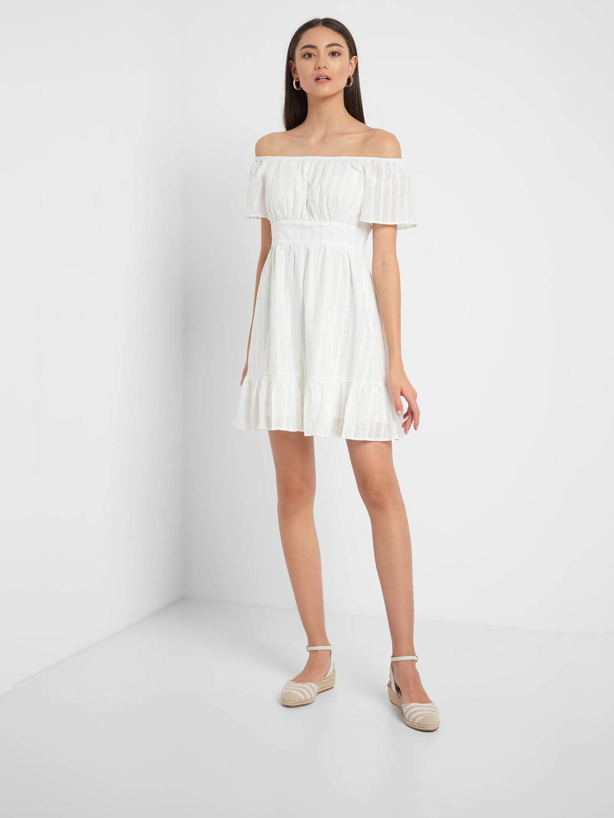 Платье белое   5519937
