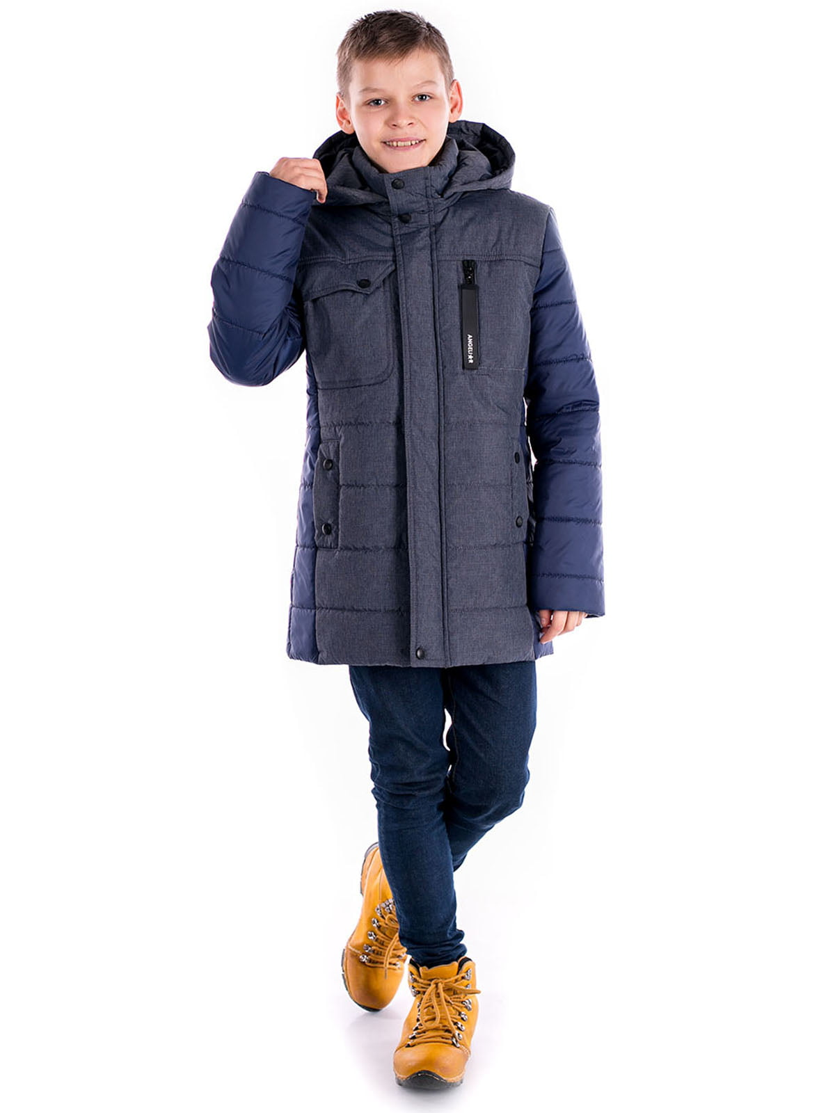 Куртка синя   5523500