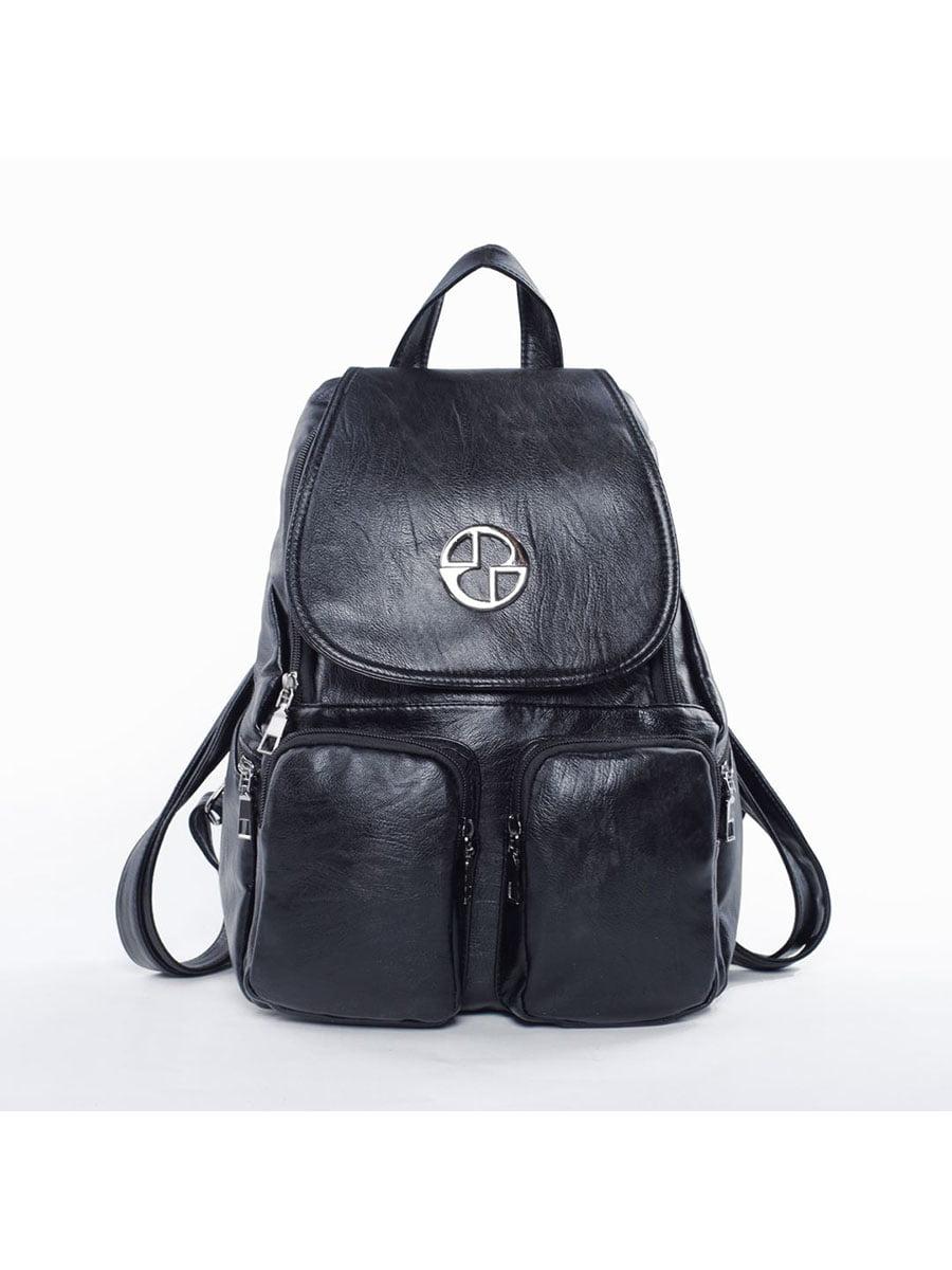 Рюкзак чорний | 5524382