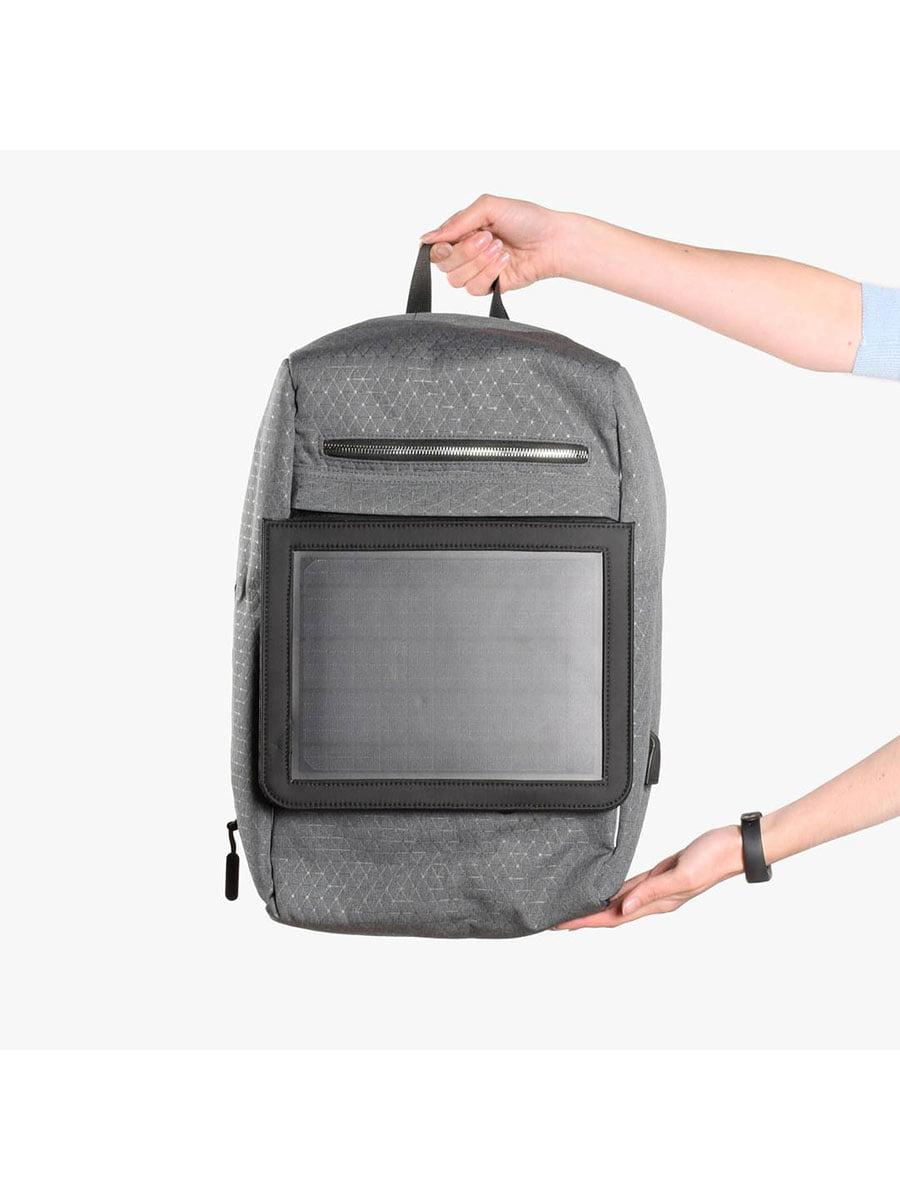 Рюкзак серый   5524464