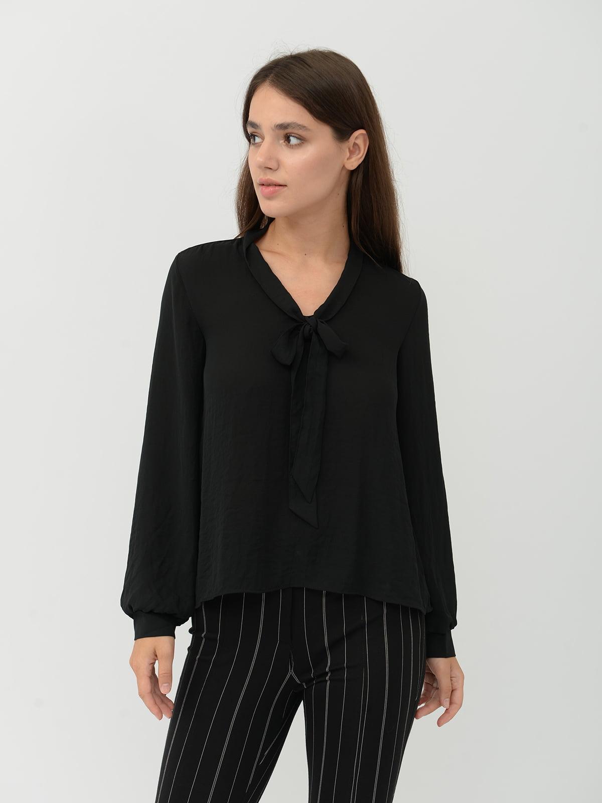 Блуза черная | 5487804