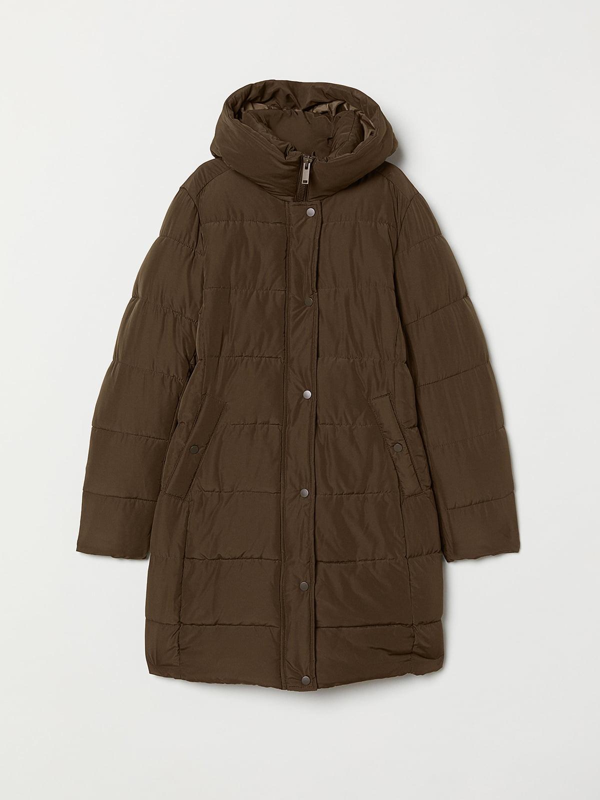 Куртка цвета хаки | 5511639