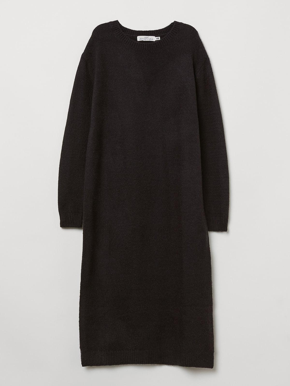 Платье черное | 5511682