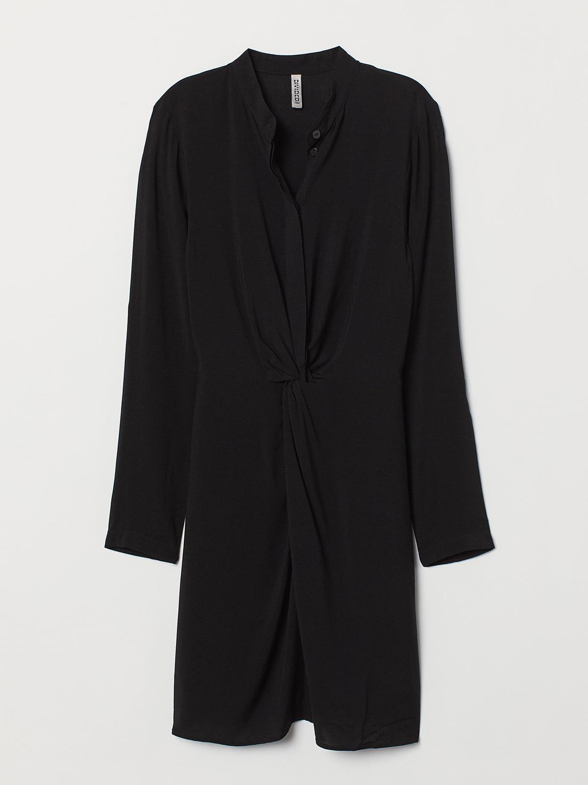 Платье черное | 5511688