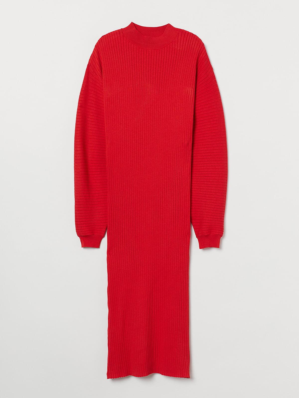 Платье красного цвета | 5511744