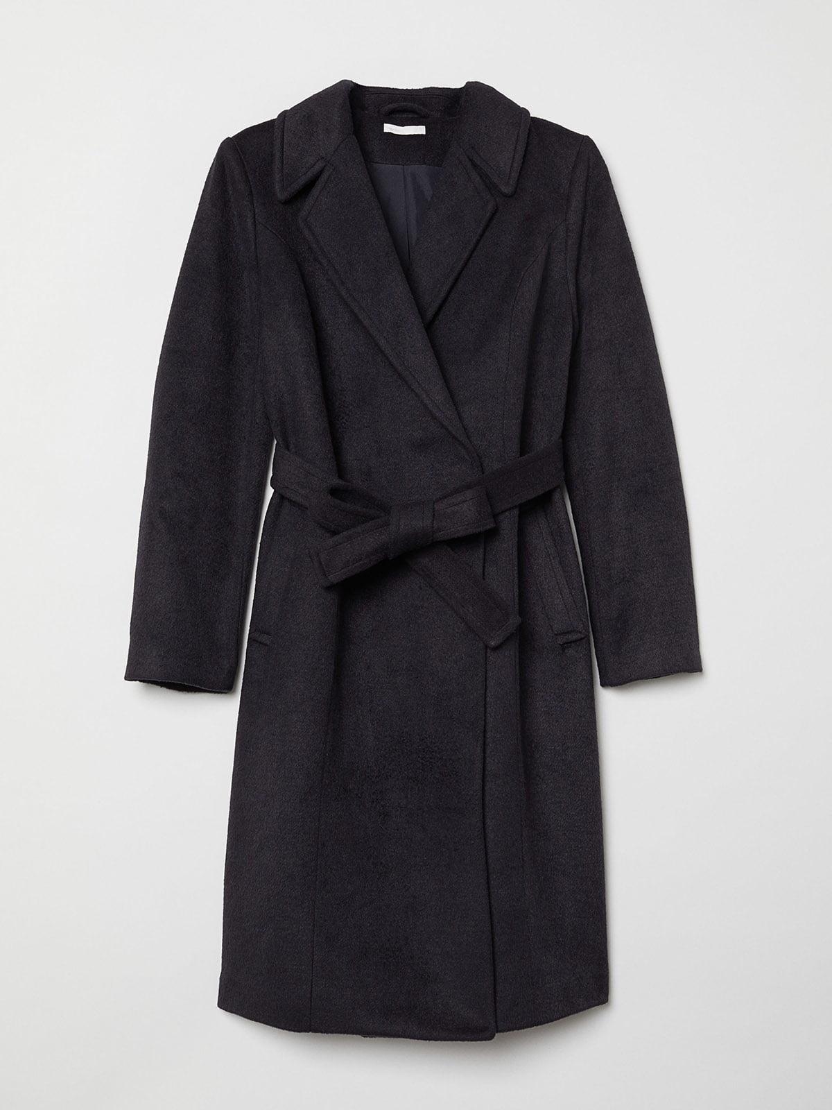 Пальто для вагітних синє   5511752