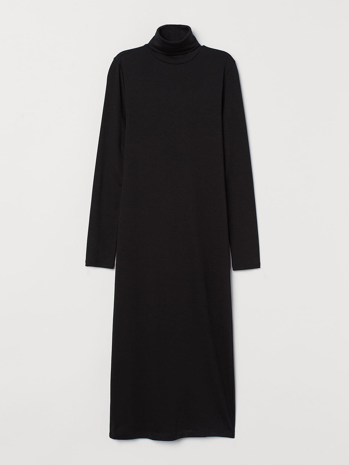 Платье черное   5515519