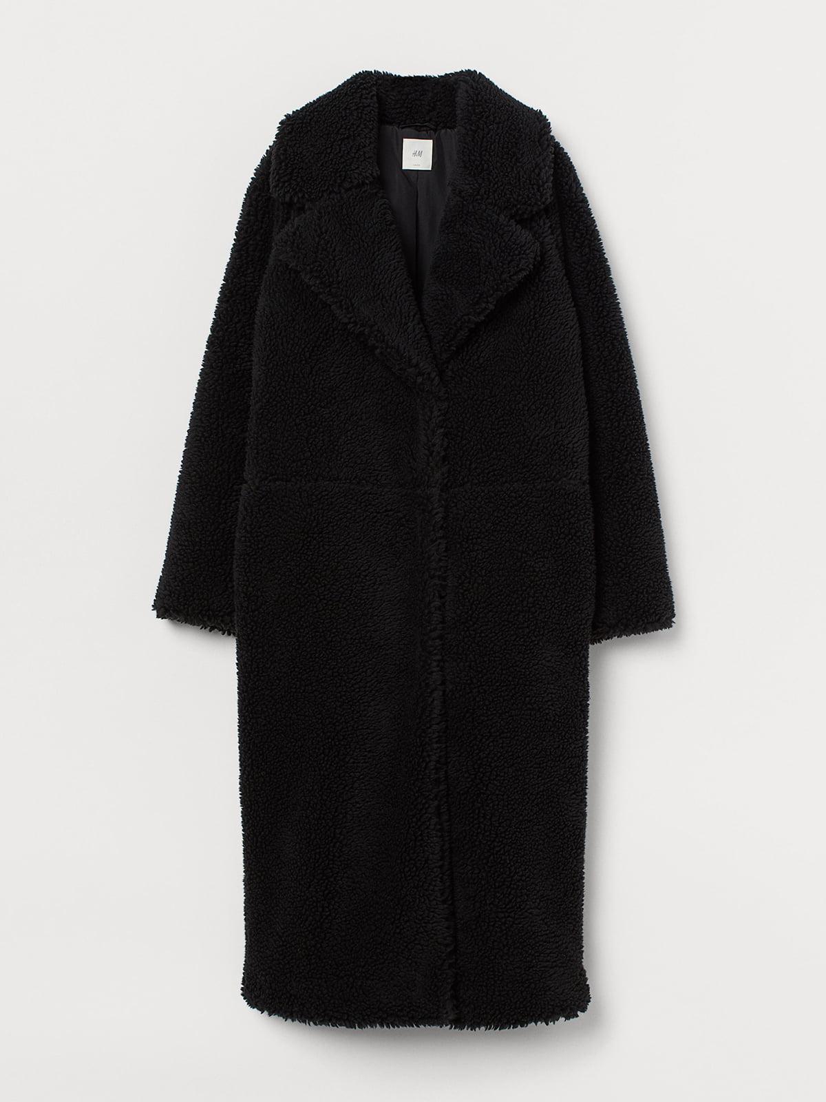 Пальто черное | 5515537