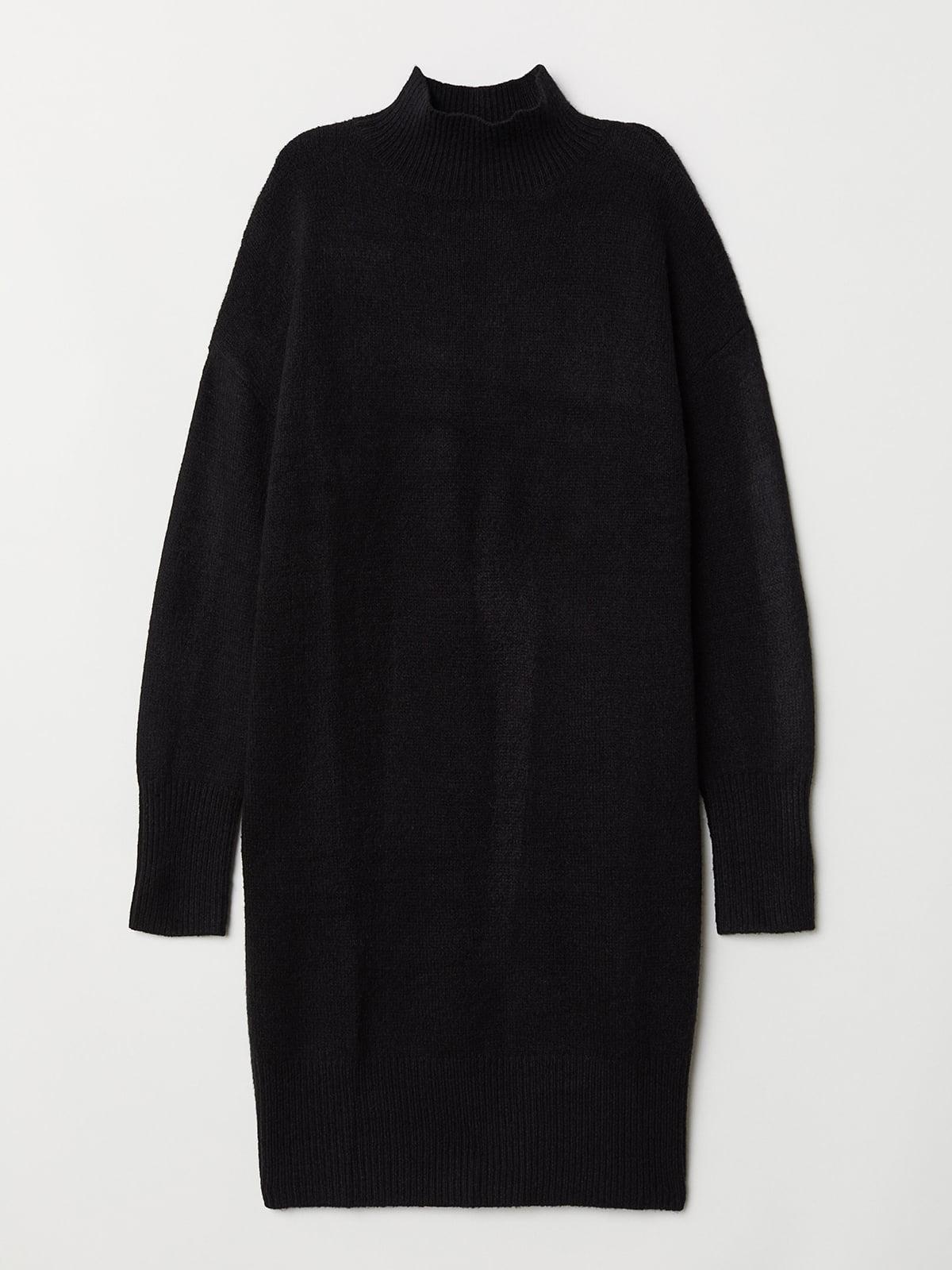 Платье черное   5520135