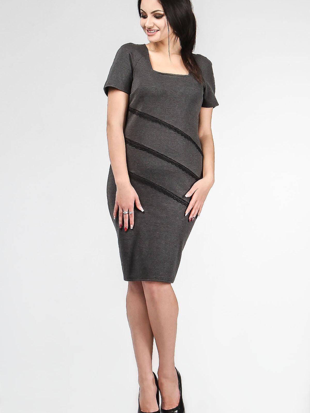 Сукня сіра | 5530152
