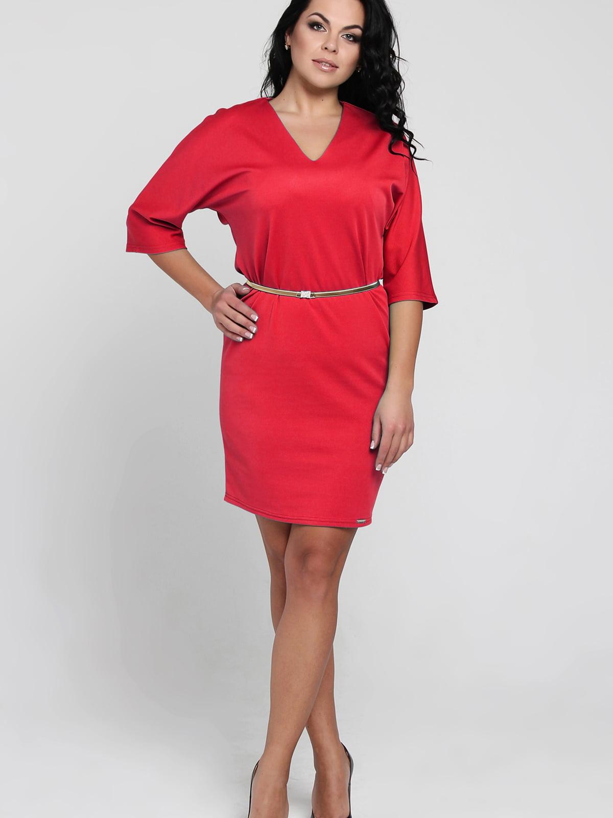 Сукня червона | 5530165