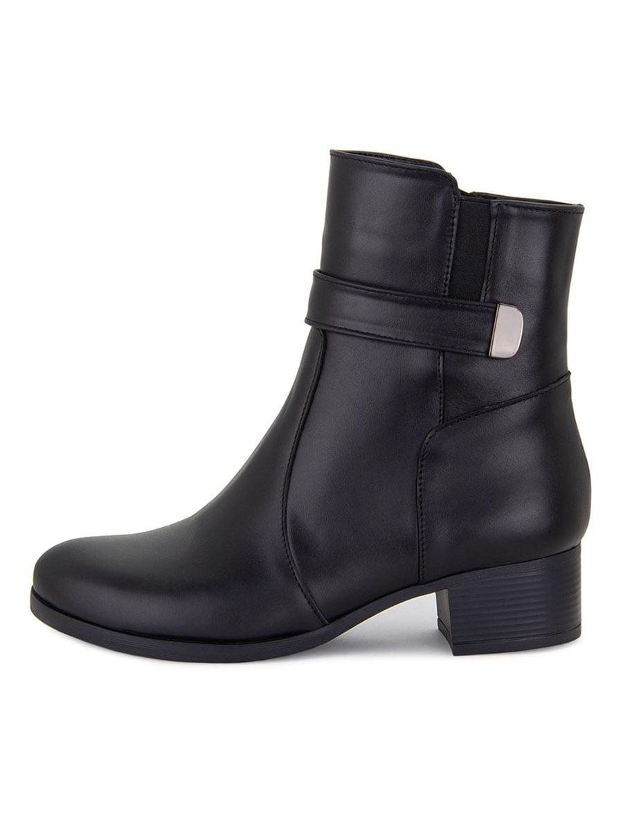 Ботинки черные | 5516614