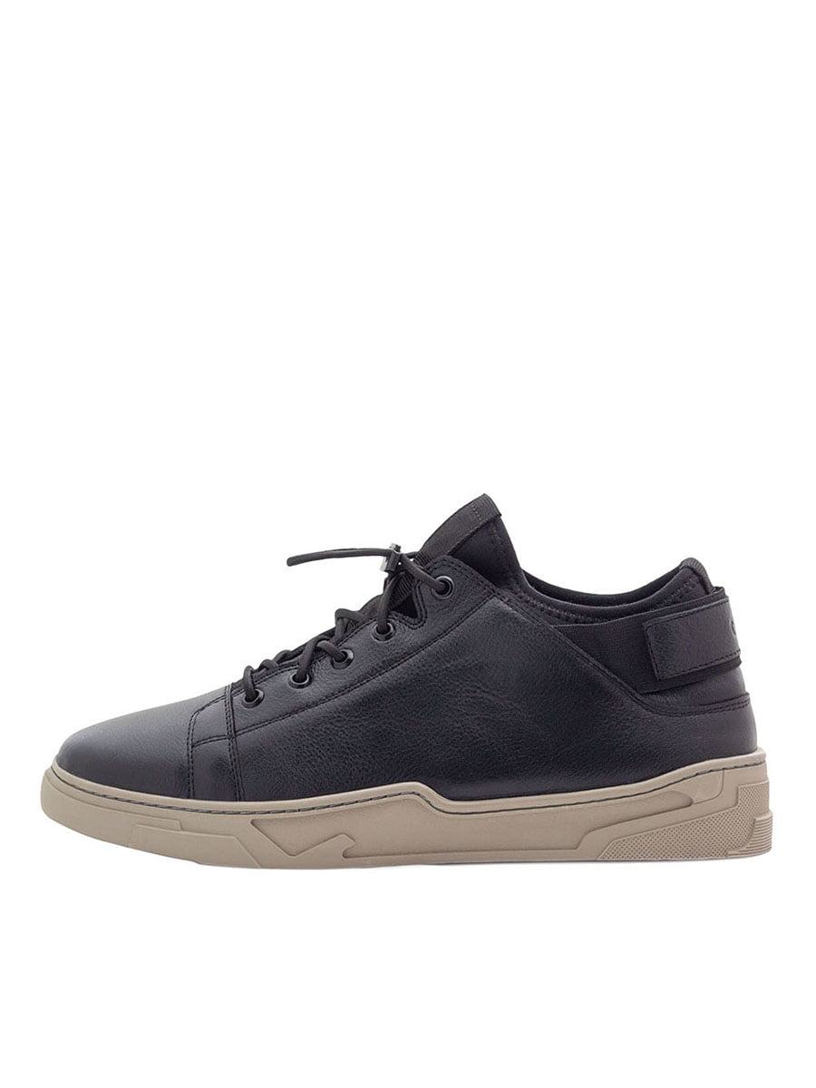 Ботинки черные   5531615