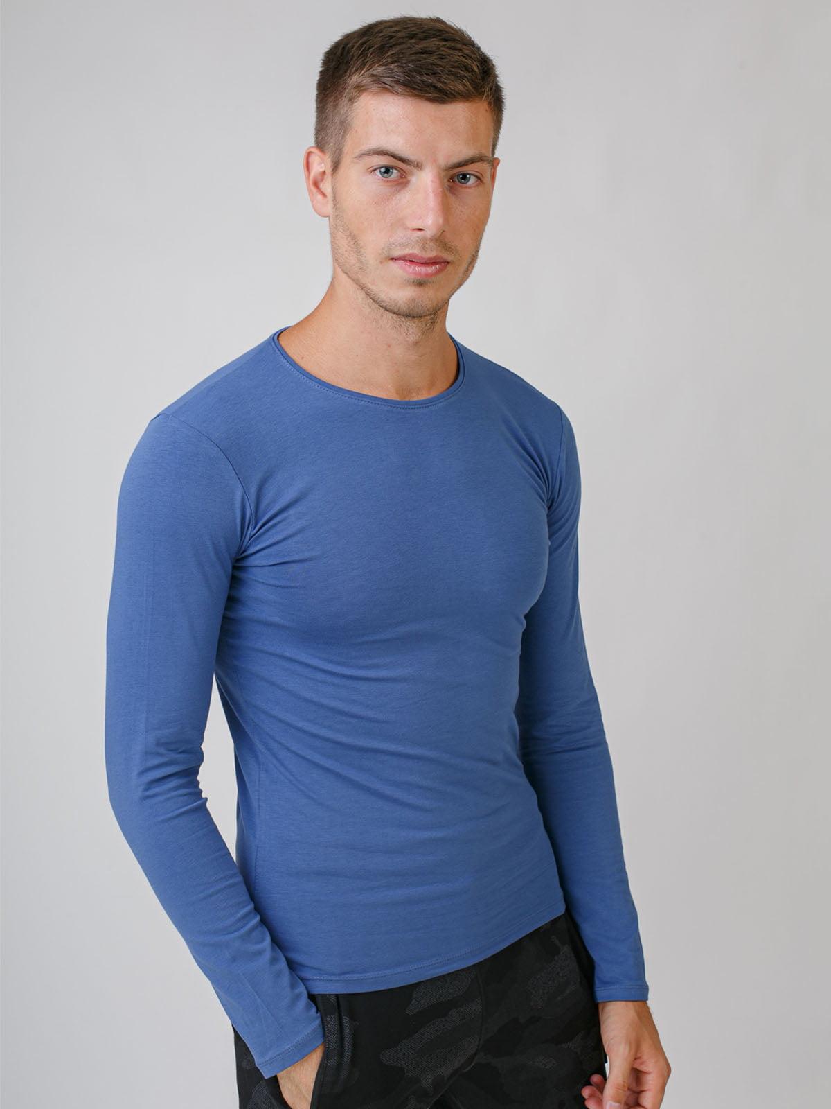 Джемпер джинсового кольору | 5526368