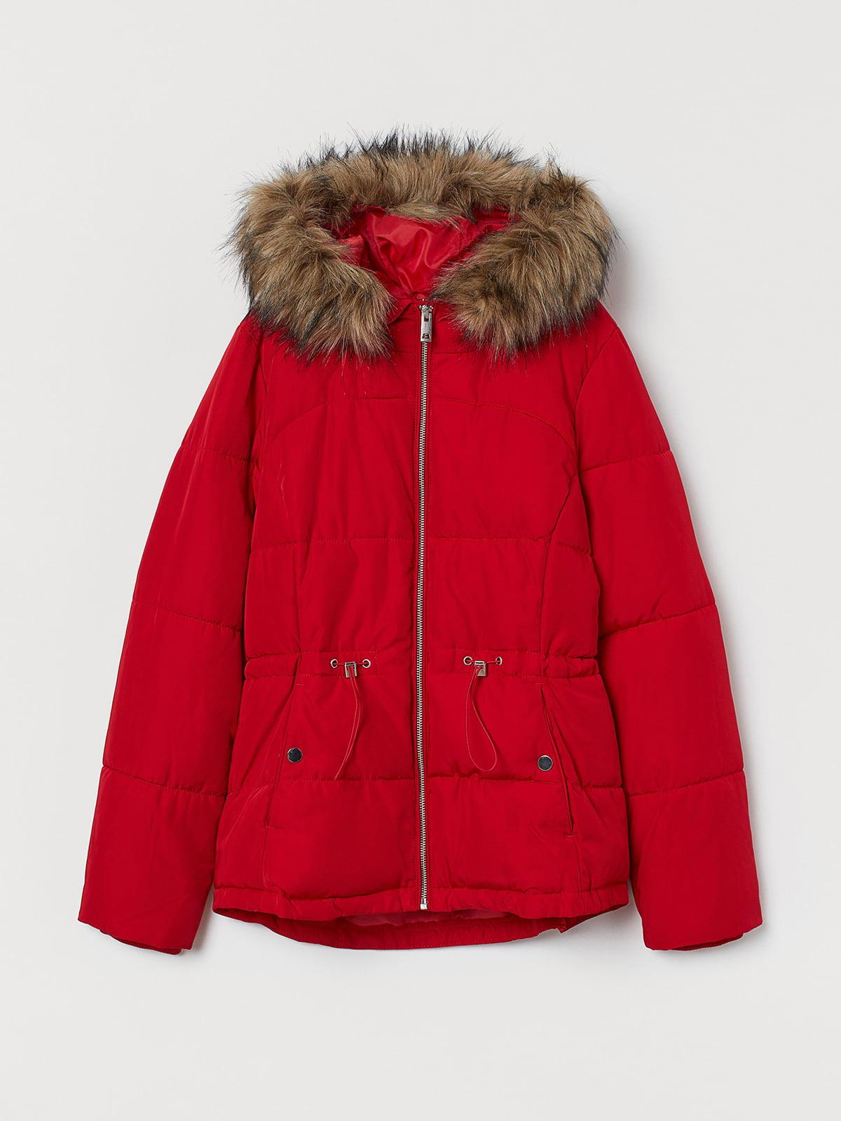 Куртка красная | 5531148