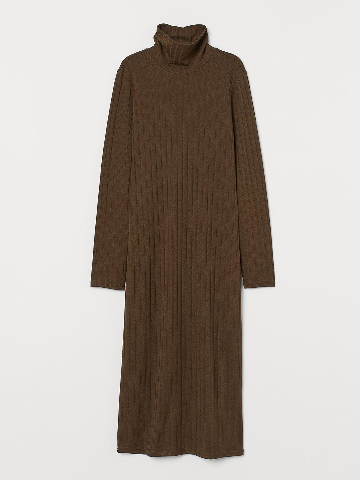 Сукня кольору хакі | 5531744