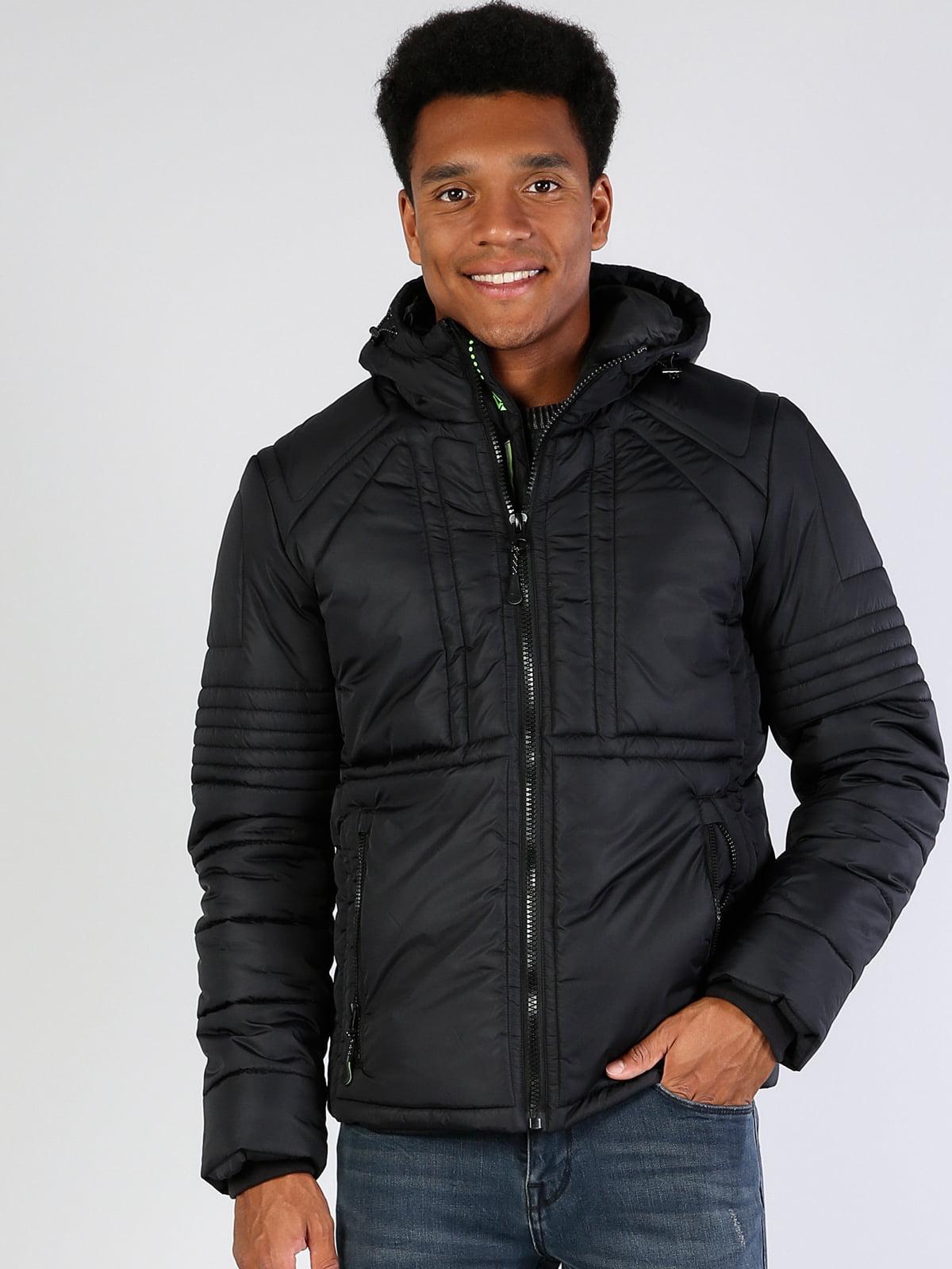 Куртка чорна | 5533301