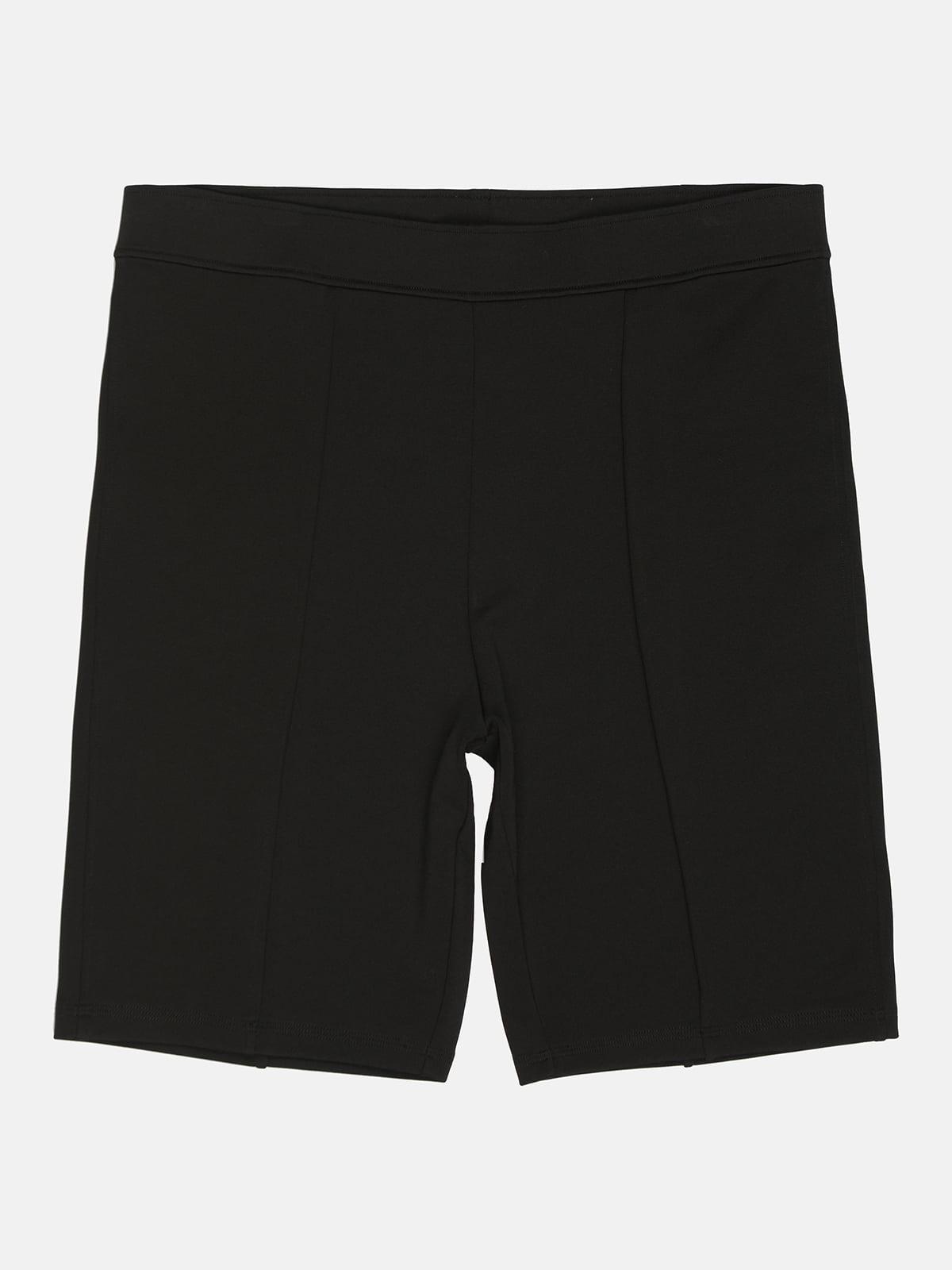 Шорти спортивні чорні | 5371926