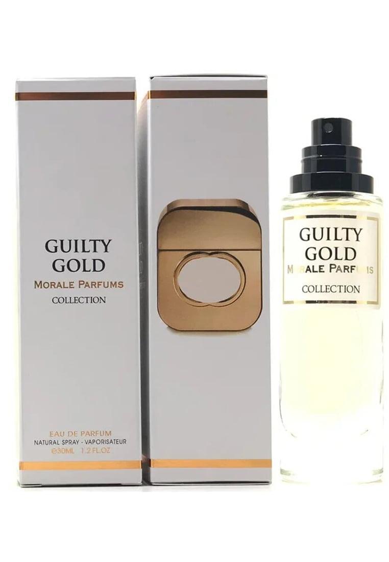 Парфюмированная вода для женщин Guilty Gold (30 мл)   5533572