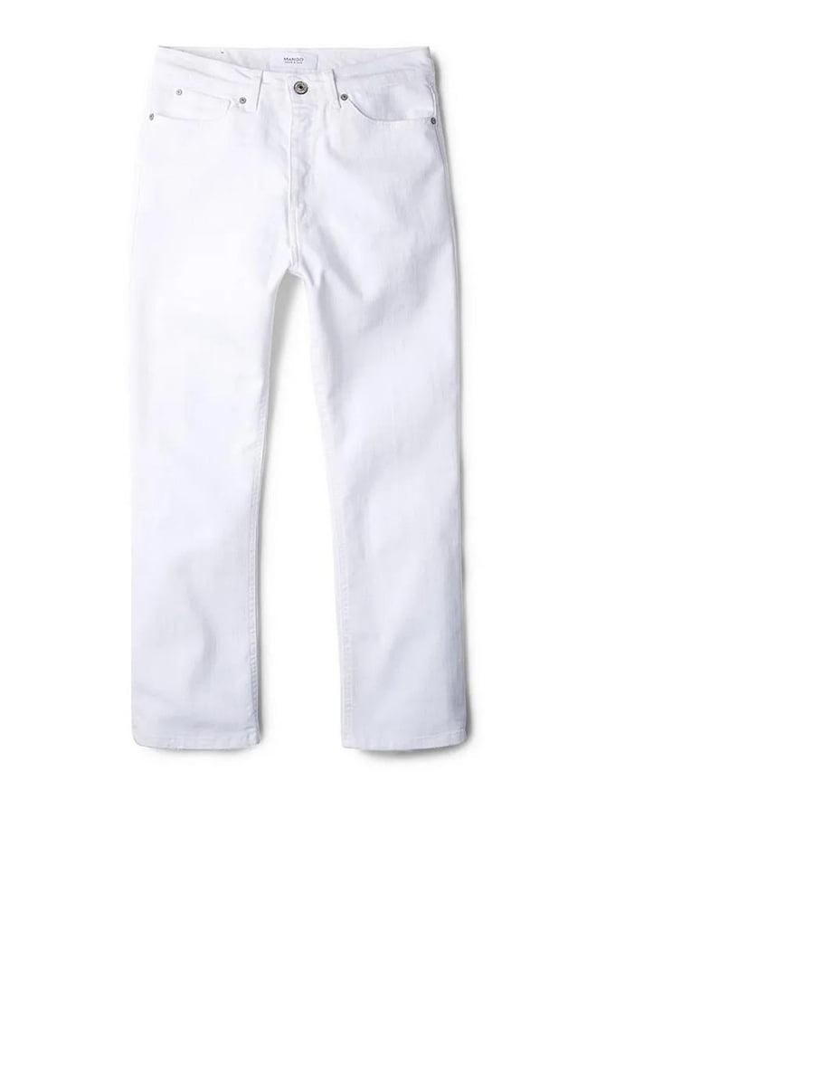 Джинсы белые | 5535471