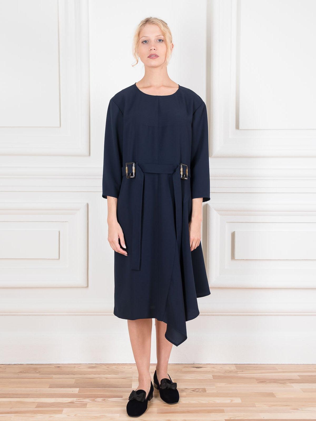 Сукня темно-синя | 5528470