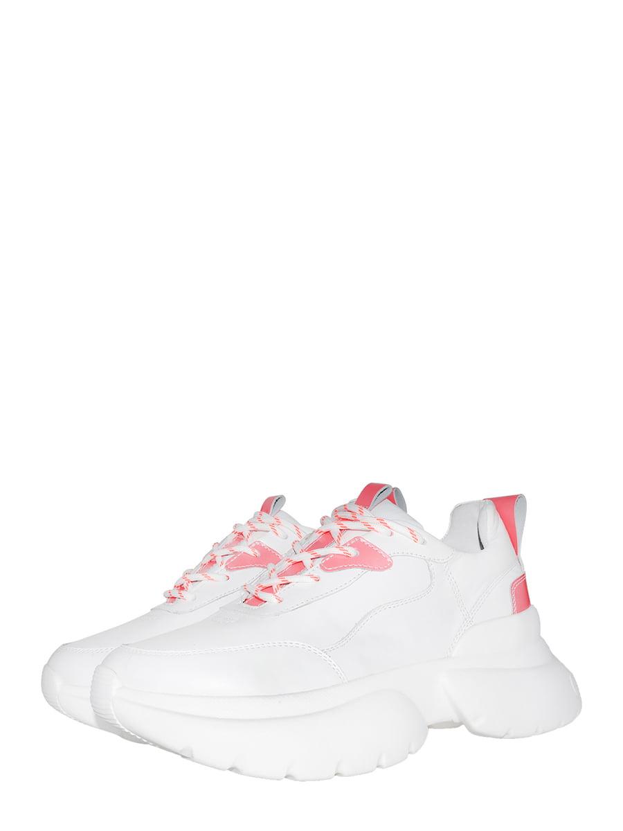 Кроссовки белые   5531451