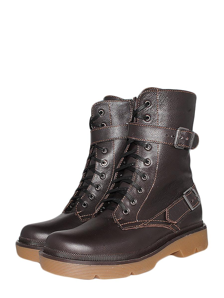 Черевики коричневі | 5535773