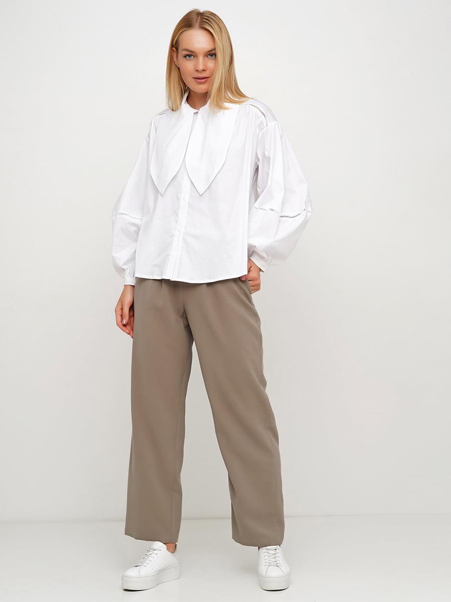 Рубашка белая | 5536960