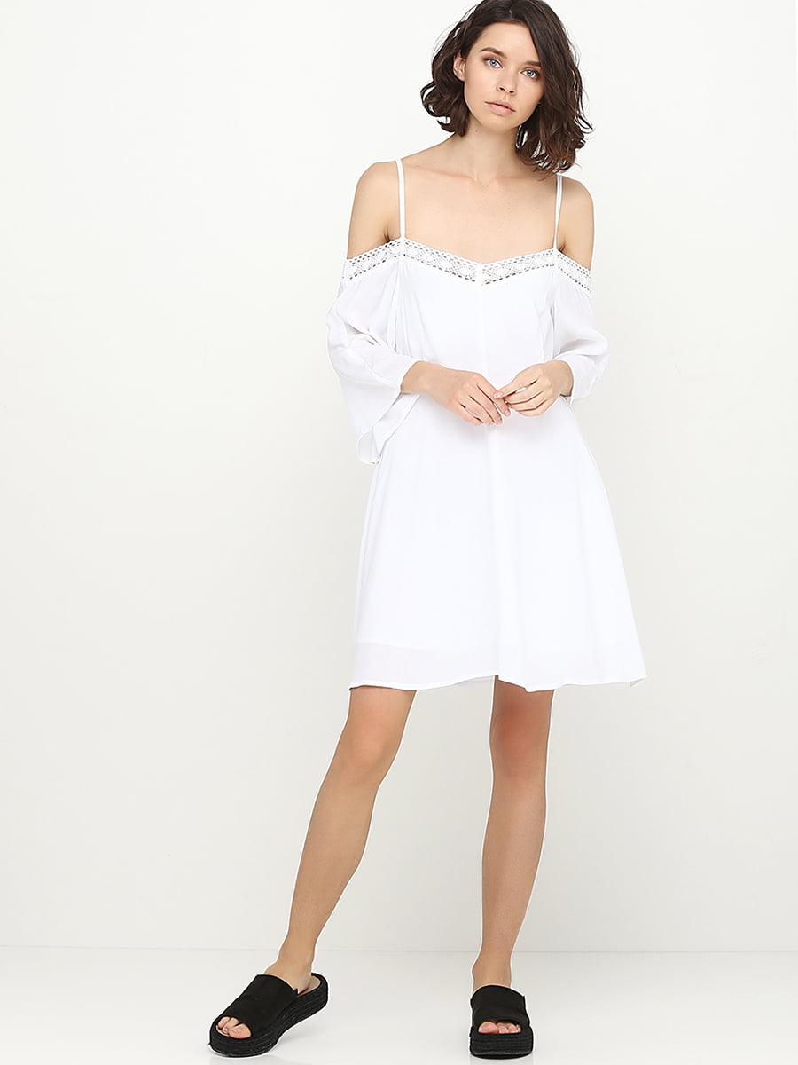 Платье белое   5014806