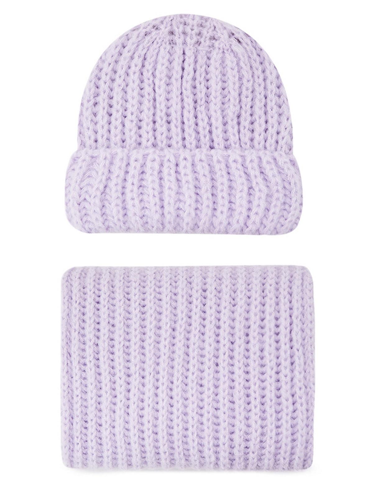 Комплект: шапка и шарф   5541556