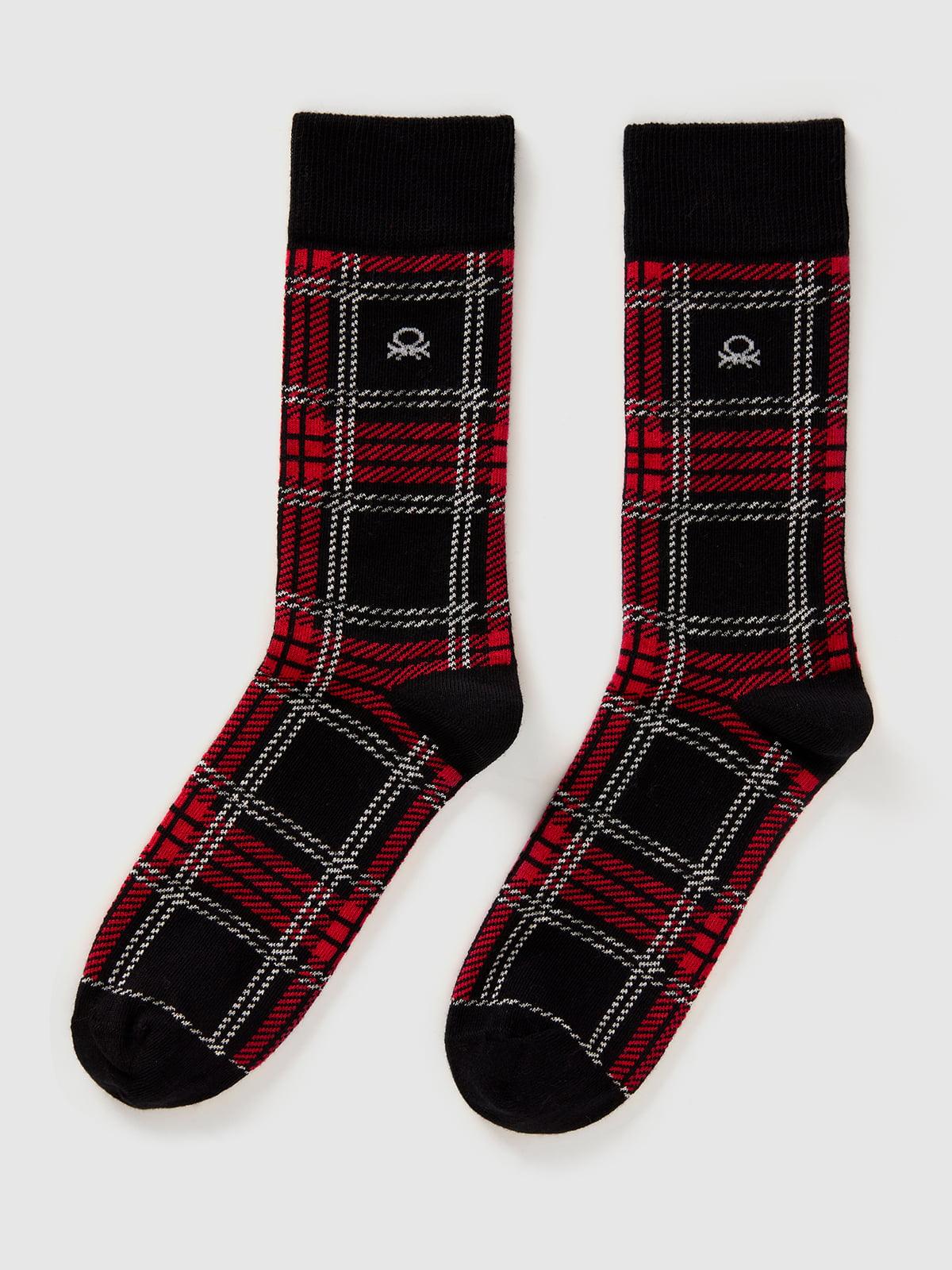 Шкарпетки в клітинку   5540744