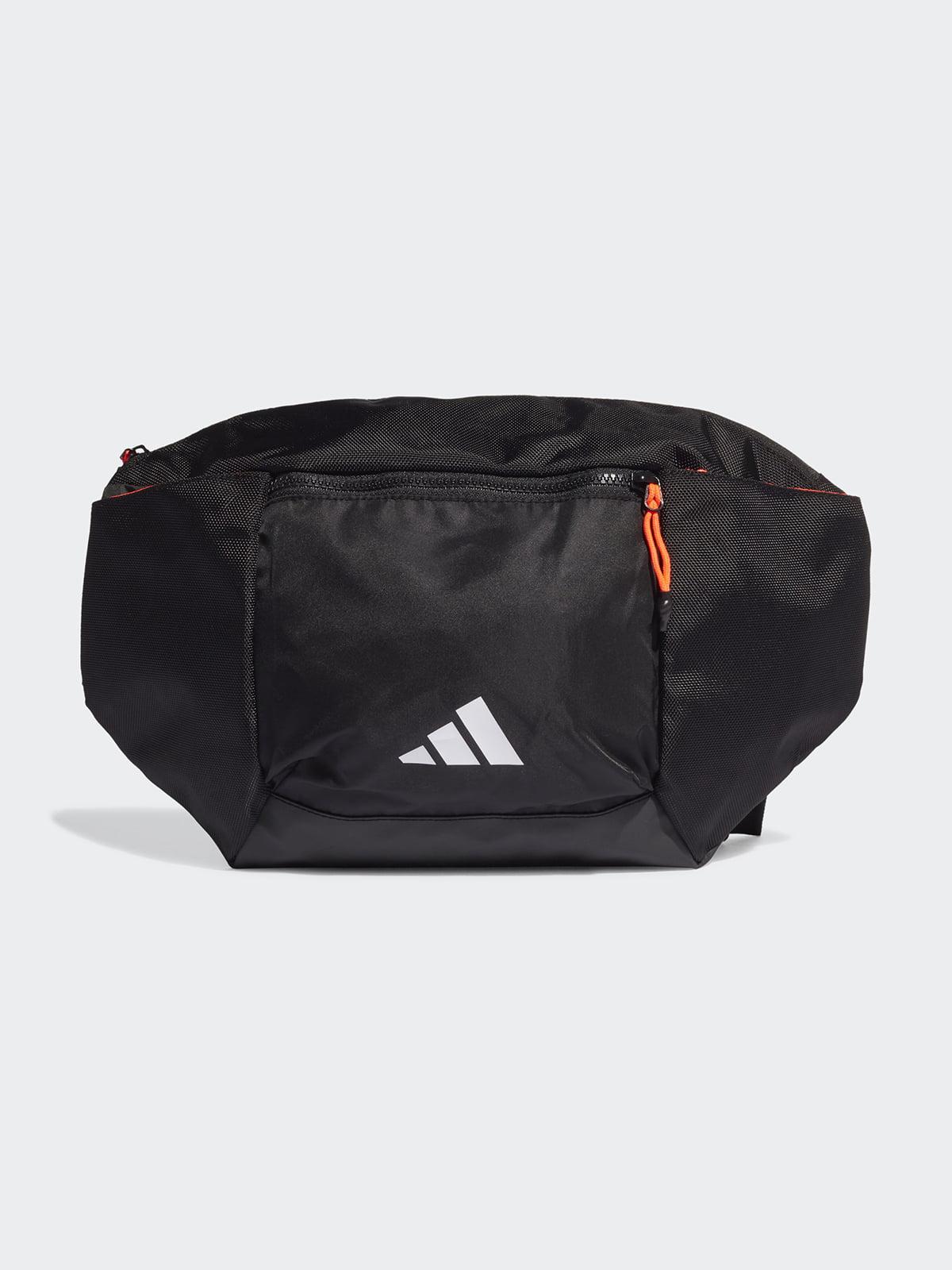 Сумка черная с логотипом | 5534678