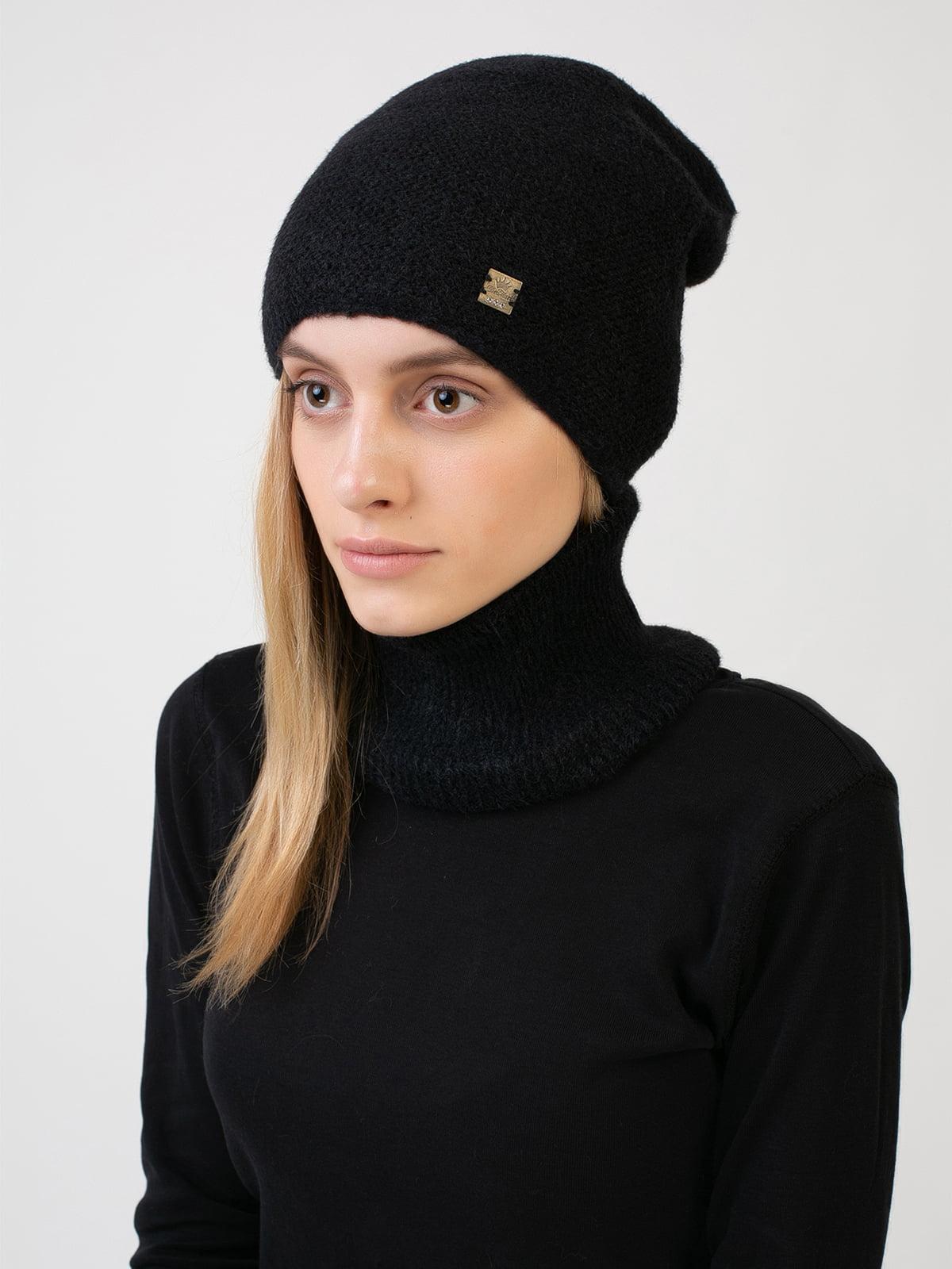 Комплект: шапка и шарф-снуд | 5541119