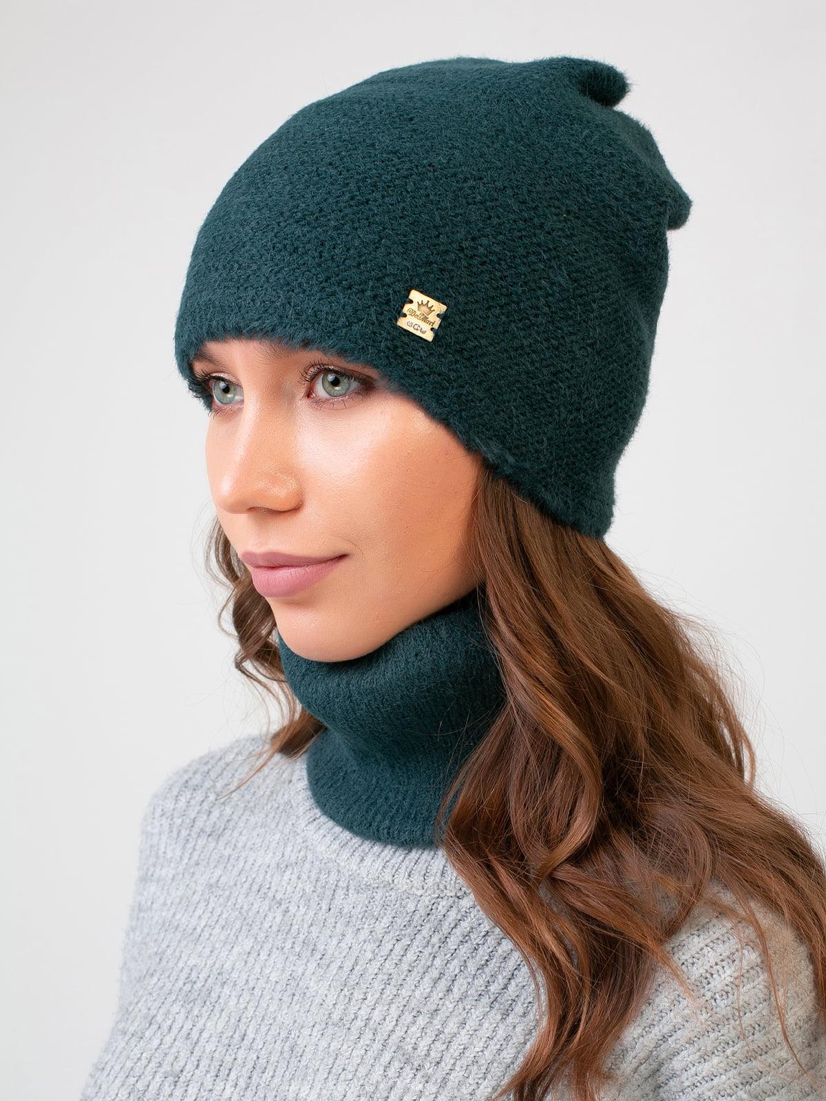 Комплект: шапка і шарф-снуд   5541127