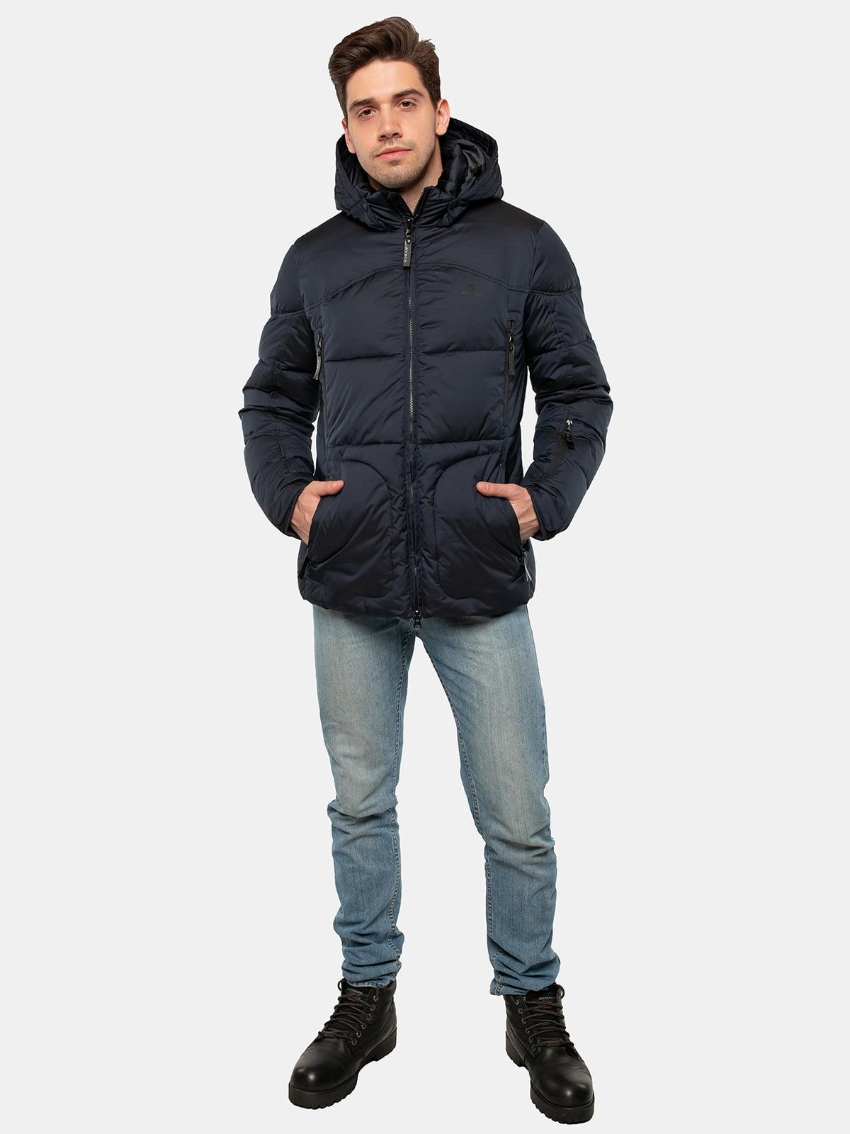Куртка темно-синяя   5546862