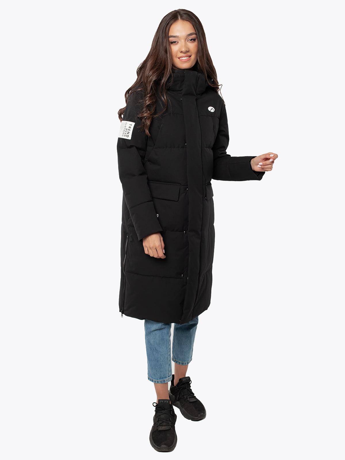 Куртка чорна | 5546869