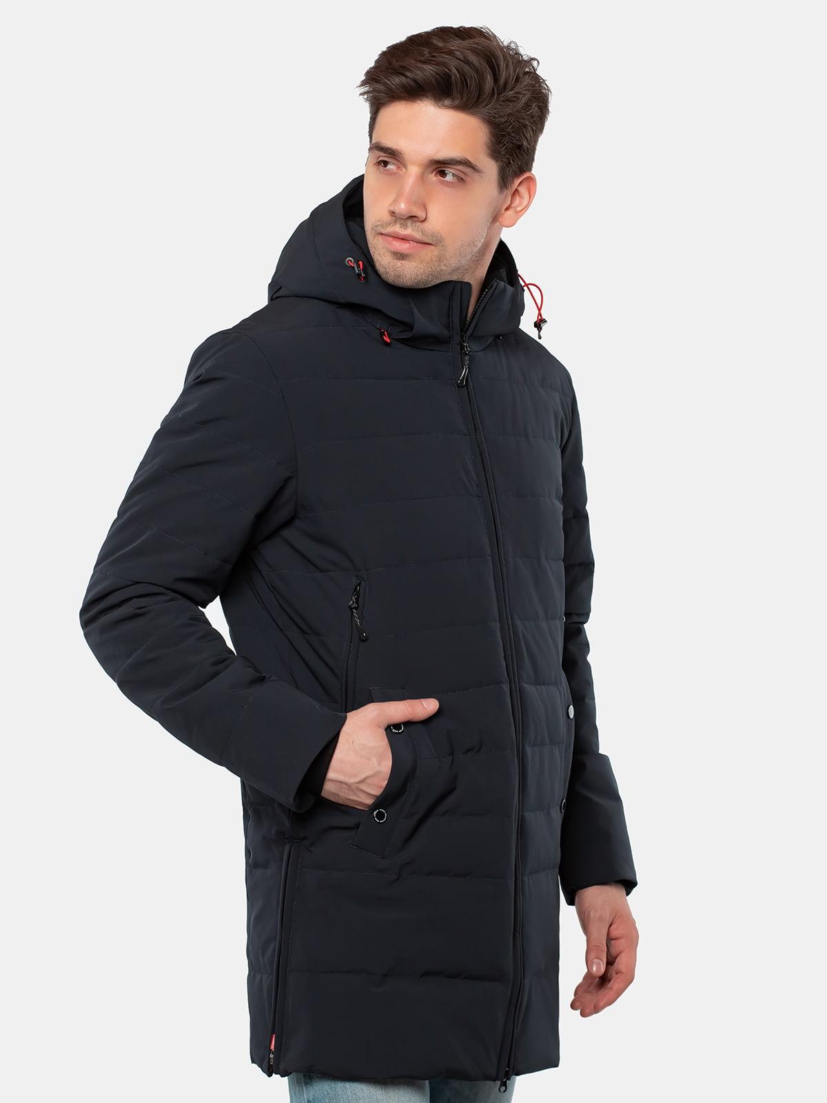 Куртка темно-синя   5546856