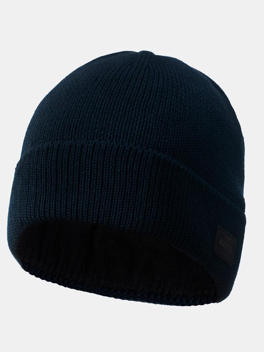 Шапка темно-синя | 5546894