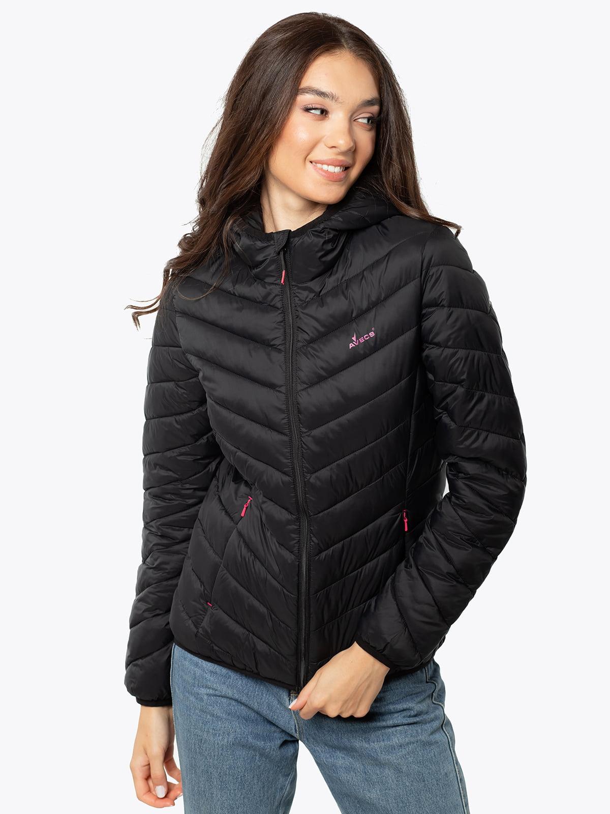 Куртка чорна | 5546848